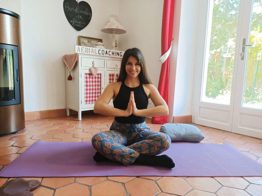 cours yoga en ligne